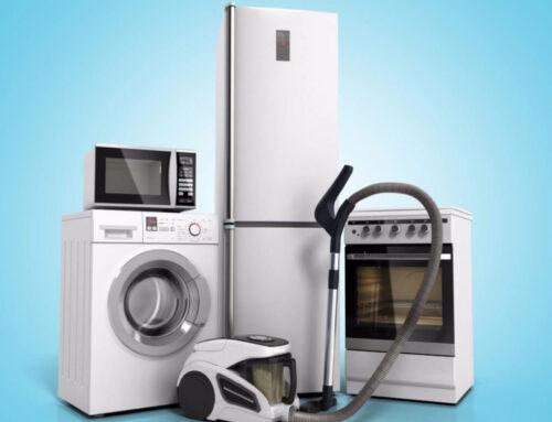 ¿Qué hacer si se avería un electrodoméstico?