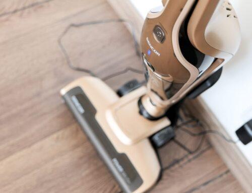 Aspiradora sin cable para hogares de acción